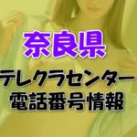 奈良県テレクラセンター情報